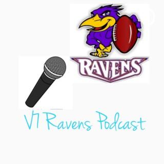 V7 Ravens Podcast Media
