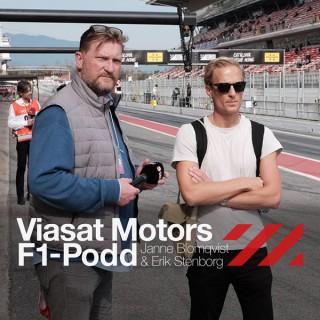 Viasat Motors F1-podd
