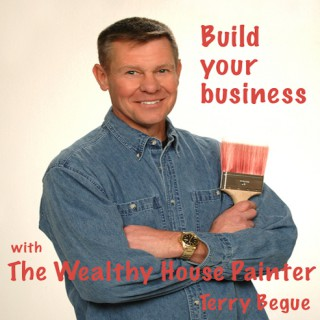 Build your business with the wealthy house painter