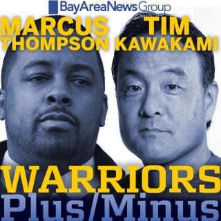 Warriors Plus/Minus