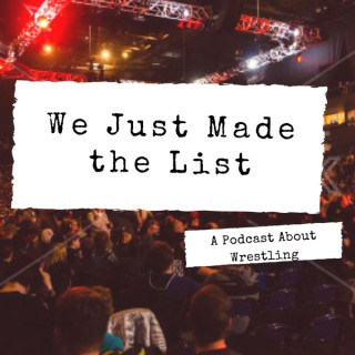 We Just Made the List