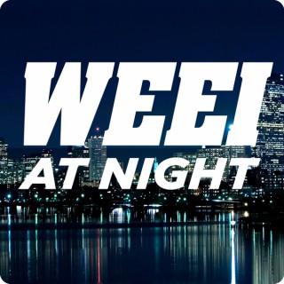 WEEI at Night