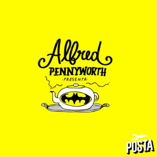 Alfred Pennyworth Presenta