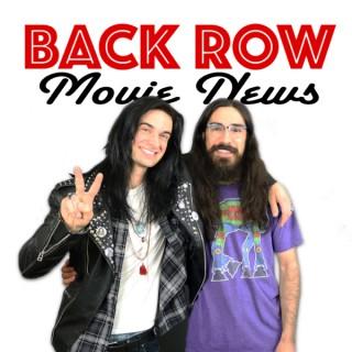 Back Row: Movie News