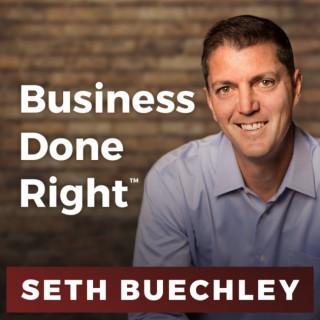 Business Done Right | Faith Forward Business Leadership