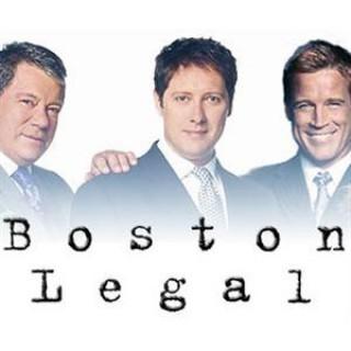 Boston Legal TV Show Podcast
