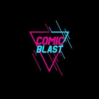 Comic Blast Podcast