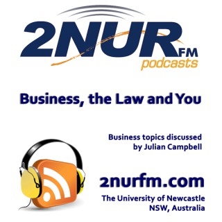 Business, the Law and You