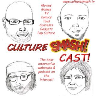 CultureSmash Cast