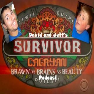 David and Jeff's Survivor Podcast