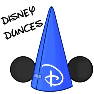 Disney Dunces