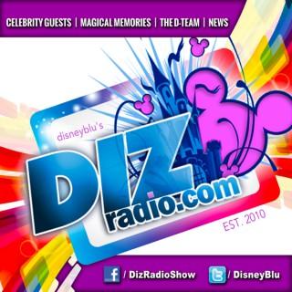 "DisneyBlu's ""DizRadio"" A Disney Themed Celebrity Guest Show"