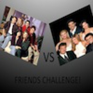 Friends Challenge Podcast