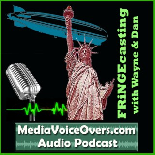 FRiNGEcasting FRiNGE Podcast