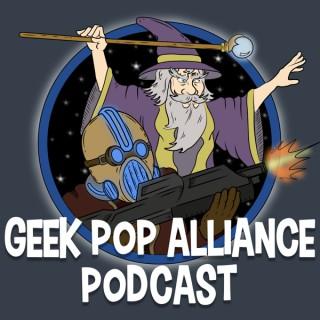 Geek Pop Alliance Podcast
