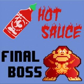 Hot Sauce Final Boss
