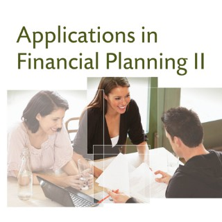 HS 319 Video: HS 319 Applications In Financial Planning II