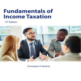 HS 321 Audio: Income Taxation 13th Edition