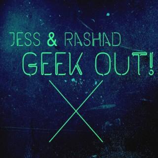 Jess and Rashad Geek Out