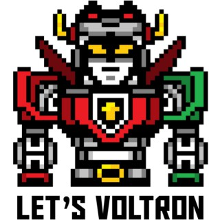 Let's Voltron: The Official Voltron Podcast