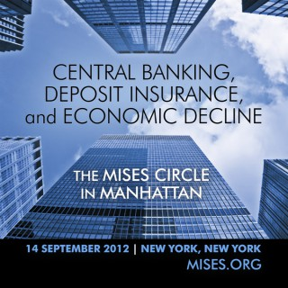 Central Banking, Deposit Insurance, and Economic Decline