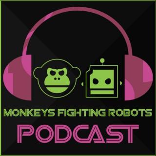 Monkeys Fighting Robots