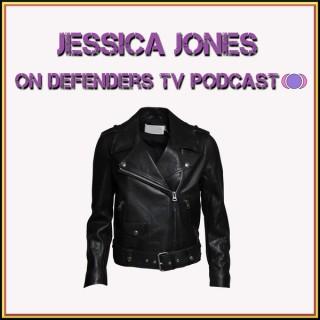 Netflix Marvel's Jessica Jones on Defenders TV Podcast