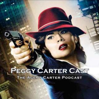 Peggy Carter Cast: The AGENT CARTER Podcast