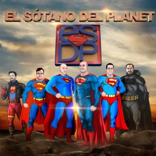 Podcast EL SÓTANO DEL PLANET (PODCAST SUPERMAN)