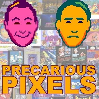 Precarious Pixels