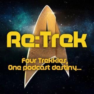 Re:Trek - Star Trek: Reviewed, Revisited and Revered.