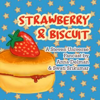 Strawberry & Biscuit