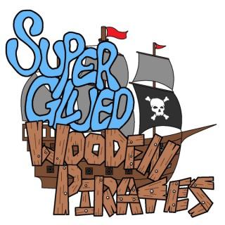 Superglued Wooden Pirates