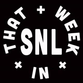 That Week In SNL