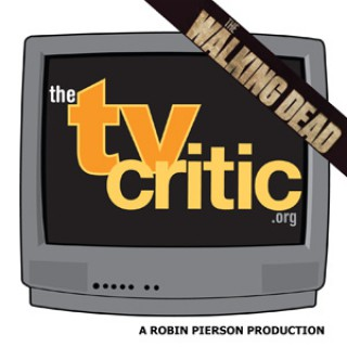 The TV Critic's Walking Dead podcast