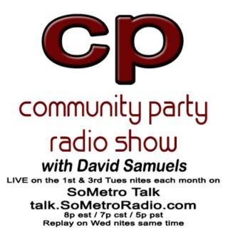 Community Party Radio Show