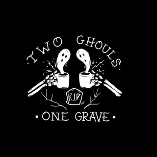 Two Ghouls One Grave