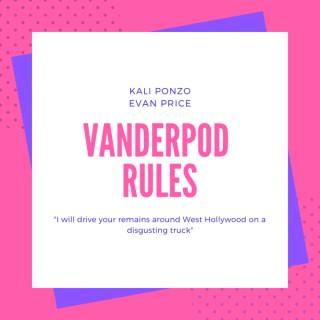 Vanderpod Rules