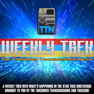 WeeklyTrek: The Tricorder Transmissions News
