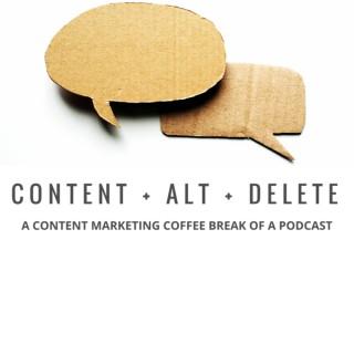 Content + Alt + Delete ~ James Ainsworth