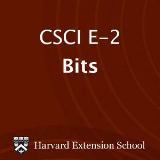 CSCI E-2: Bits - Video