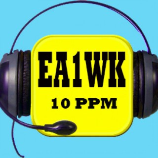 EA1WK 10ppm CW Podcast