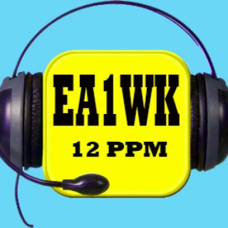 EA1WK 12ppm CW Podcast