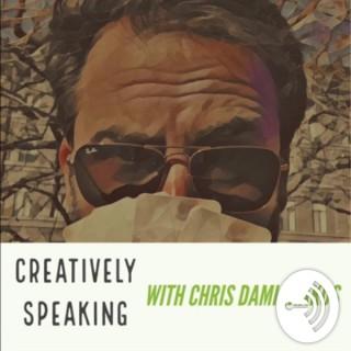 Creatively Speaking: w/ Cashunt's Chris Damianakos
