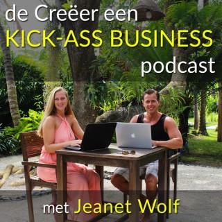 Creëer een Kick-Ass Business podcast