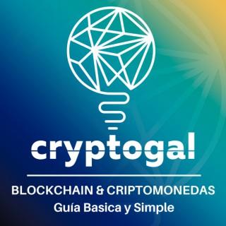 CryptoGal Guía Básica Blockchain y Criptomonedas