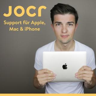 JOCR hilft! Support für Apple, Mac & iPhone