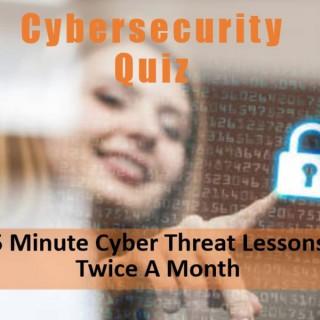 Cybersecurity Quiz