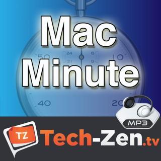 MacMinute (Audio Only) - Tech-zen.tv