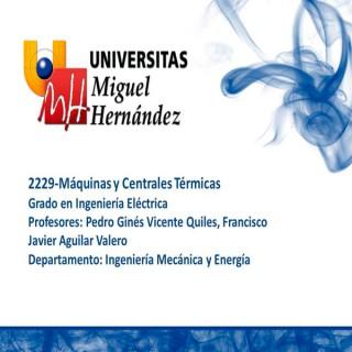 Máquinas y Centrales Térmicas (umh2229) Curso 2013 - 2014